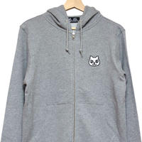 One Point Zip Parka - GRAY