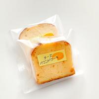 チーズバウンドケーキ