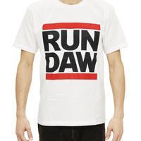 RUN DAW Tシャツ(白)【予約商品】