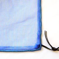 カラスネット ブルー 3×4m