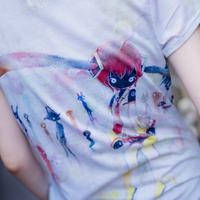 きくおミク6Tシャツ(光)