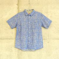 【半袖シャツ】シバフ刺繍(size2)(size3)