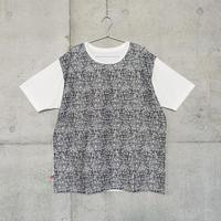 シャツTシャツ『シバフ』クロ_6