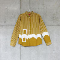 シャツ『パーラー』カラシ_2