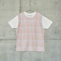 シャツTシャツ『アメモヨウ』サーモン_4