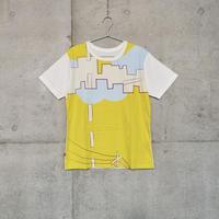 シャツTシャツ『カナガワ』キイロ_2