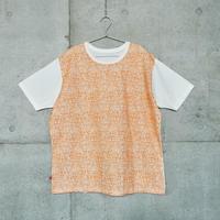 シャツTシャツ『シバフ』オレンジ_6