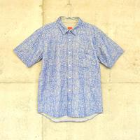 【半袖シャツ】シバフ刺繍(size4)(size6)