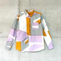 シャツ『フルイマチ』オレンジ_3_b