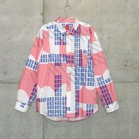 シャツ『シマナミ』ピンク_6