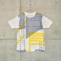 シャツTシャツ『コート』キイロ_4