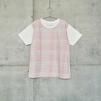 シャツTシャツ『アメモヨウ』サーモン_2