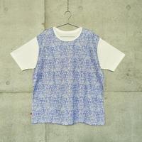 シャツTシャツ『シバフ』アオ_6