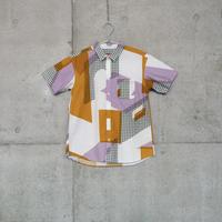 半袖シャツ『フルイマチ』オレンジ_2
