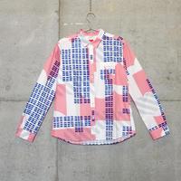 シャツ『シマナミ』ピンク_2
