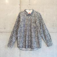 【シャツ】シバフ刺繍(size4)(size6)