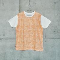 シャツTシャツ『シバフ』オレンジ_4