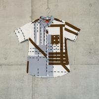 半袖シャツ『コート』チャイロ_2