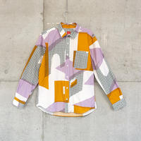 シャツ『フルイマチ』オレンジ_4_d
