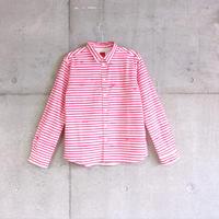 シャツ『ミズタマ』ピンク_2