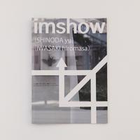 冊子『imshow(SHINODA yu)(IWASAKI hiromasa)』