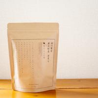 柿の葉茶 薪火焙煎深煎(リーフ 100g) ※必ず別途送料も購入願います
