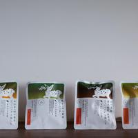柿の葉茶 4種 詰合せ (ティーバッグ 3g×3p×4種)