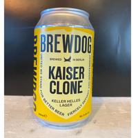 ブリュードッグ /カイザークローン_BrewDog /Kaiser Clone