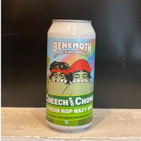 ベヒモス/チーチ & チョン _BEHEMOTH/Cheech & Chong IPA