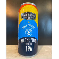 カールストラウス/オール ザ ピールス フルーテッドIPA_Kerl Strauss/All The Peels Fruited IPA