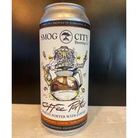 スモッグシティ/コーヒーポーター_Smog City/ Coffee Poter