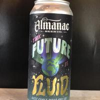 アルマナック/フューチャー イズ フルイッド _Almanac/ Future Is Fluid