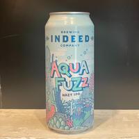 インディード/ アクアファズ ヘイジーIPA _Indeed/Aquafuzz IPA
