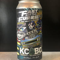KCBC/ファスト&フュリエスト _Kings County Brewers Collective/The Fast & The Furriest