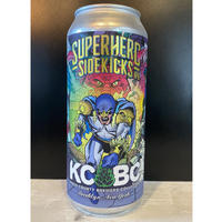 KCBC スーパーヒーロー サイドキックス / KCBC Superhero Sidekicks