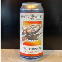 スモッグシティ/ファイヤートルネード_Smog City/Fire Tornada
