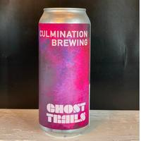 カルミネーション/ゴーストトレイルズ _Culmination/Ghost Trails Hazy IPA