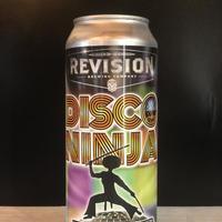 リビジョン/ディスコニンジャ _Revision/Disco Ninja