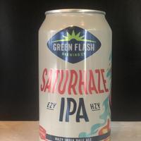 グリーンフラッシュ/サターヘイズIPA _GreenFlash/Saturhaze IPA