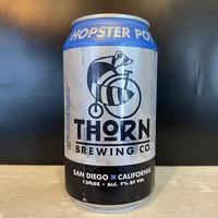 ソーン ブリューイング/ポップスターポットヘイジーIPA_Thorn/Hopster Pot Hazy IPA