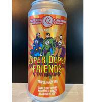 キャプテンローレンス/スーパーデューパーフレンズ_Captain Lawrence /Super Duper Friends