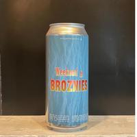 ヴェイル/ウィークエンド アット ブロズニーズ _The Veil/Weekend at Broznies