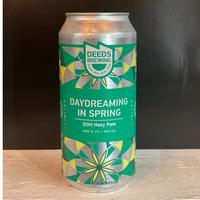 ディーズ/デイドリーム イン スプリング _Deeds/ Daydreaming in Spring