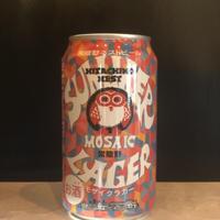 常陸野ネストビール/モザイクラガー _HITACHINO NEST/MOSAIC LAGER