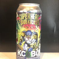 KCBC/スーパーヒーローサイドキックスIPA _Kings County Brewers Collective/Superhero Sidekicks IPA