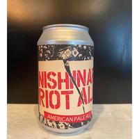 ディレイラブリューワークス/西成ライオットエール_Derailleur Brew Works/Nishinari riot beer