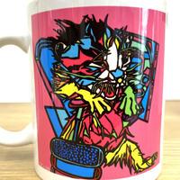 風刺猫カップさん パチンコねこ
