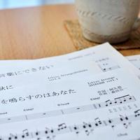 譜面浄書(b.コード添削・校正&ご希望のキー×3で納品)2曲セット