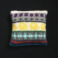 knit pouch/elephant