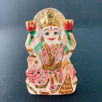 美と富と豊穣の女神様‼ ラクシュミー様 ヒマラヤ水晶  160g